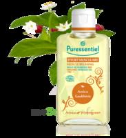 Puressentiel Articulations & Muscles Huile De Massage Bio** Effort Musculaire - Arnica - Gaulthérie - 100 Ml à IS-SUR-TILLE