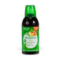 MILICAL DRAINEUR ULTRA Solution buvable Thé vert-pêche 500ml à IS-SUR-TILLE