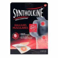 Syntholkine Patch Petit Format, Bt 2 à IS-SUR-TILLE