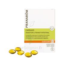PRANAROM OLEOCAPS 3 Caps digestion & transit intestinal à IS-SUR-TILLE