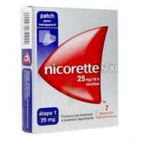 Nicoretteskin 25 mg/16 h Dispositif transdermique B/28 à IS-SUR-TILLE