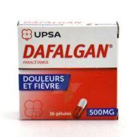 DAFALGAN 500 mg Gélules 2plq/8 (16) à IS-SUR-TILLE