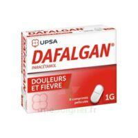 Dafalgan 1000 Mg Comprimés Pelliculés Plq/8 à IS-SUR-TILLE