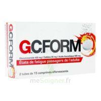 GCFORM, comprimé effervescent à IS-SUR-TILLE