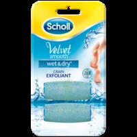 Scholl Velvet Smooth Wet&dry Rouleaux De Remplacement Grain Exfoliant à IS-SUR-TILLE