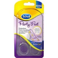Scholl Activgel Semelle points sensibles à IS-SUR-TILLE