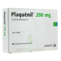 PLAQUENIL 200 mg, comprimé pelliculé à IS-SUR-TILLE