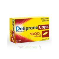 Dolipranecaps 1000 Mg Gélules Plq/8 à IS-SUR-TILLE
