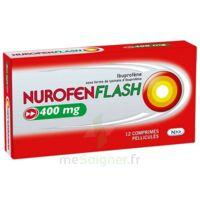 Nurofenflash 400 Mg Comprimés Pelliculés Plq/12 à IS-SUR-TILLE