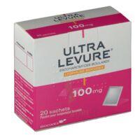 Ultra-levure 100 Mg Poudre Pour Suspension Buvable En Sachet B/20 à IS-SUR-TILLE