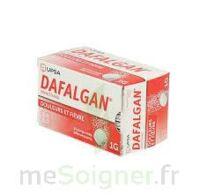 Dafalgan 1000 Mg Comprimés Effervescents B/8 à IS-SUR-TILLE