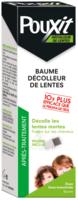 Pouxit Décolleur Lentes Baume 100g+peigne à IS-SUR-TILLE