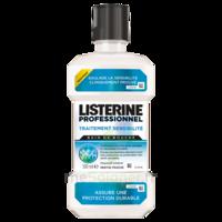 Listerine Professionnel Bain bouche traitement sensibilité 500ml à IS-SUR-TILLE