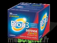 Bion 3 Défense Junior Comprimés à Croquer Framboise B/30 à IS-SUR-TILLE