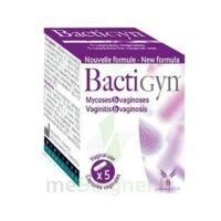 Bactigyn, Boite De 5 à IS-SUR-TILLE