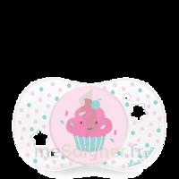Luc Et Léa Sucette Symétrique 0-6mois Cupcake B/1 à IS-SUR-TILLE