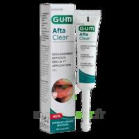 Gum Aftaclear Gel Aphtes Lésions Buccales 10ml à IS-SUR-TILLE