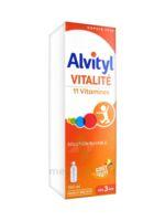 Alvityl Vitalité Solution Buvable Multivitaminée 150ml à IS-SUR-TILLE
