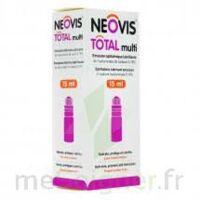 Neovis Total Multi S Ophtalmique Lubrifiante Pour Instillation Oculaire Fl/15ml à IS-SUR-TILLE