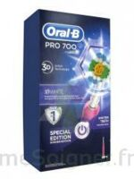 Oral B Professional Care 700 Brosse dents white and clean B/1 à IS-SUR-TILLE