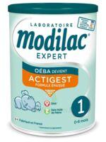 Modilac Expert Actigest 1 Lait poudre B/800g à IS-SUR-TILLE