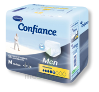 Confiance Men Slip absorbant jetable absorption 5 Gouttes Medium Sachet/14 à IS-SUR-TILLE