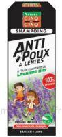 Cinq sur Cinq Natura Shampooing anti-poux lentes lavande 100ml