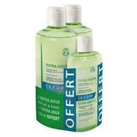 Ducray Shampooing Extra Doux Usage Fréquent 2*fl/400ml+fl/200ml à IS-SUR-TILLE