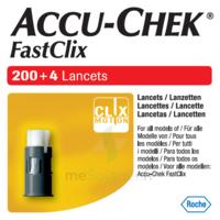 Accu-chek Fastclix Lancettes B/204 à IS-SUR-TILLE