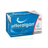 Efferalganmed 1 G Cpr Eff T/8 à IS-SUR-TILLE