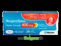 Ibuprofene Mylan Conseil 400mg, Comprimés Pelliculés à IS-SUR-TILLE