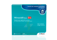 MINOXIDIL MYLAN 5 %, solution pour application cutanée à IS-SUR-TILLE