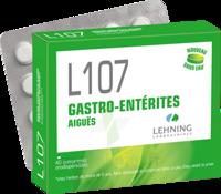 Lehning L107 Comprimés Orodispersibles 2plq Pvc/pvdc/alu/20 à IS-SUR-TILLE
