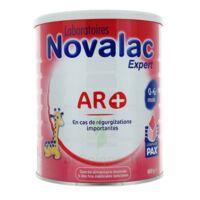 Novalac Expert Ar + 0-6 Mois Lait En Poudre B/800g à IS-SUR-TILLE