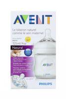 Avent Natural Biberon 125 ml 0 Mois et + à IS-SUR-TILLE
