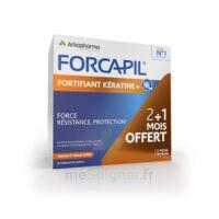 Forcapil Fortifiant + Kératine Gélules B/180 à IS-SUR-TILLE