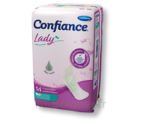 Confiance Lady Protection Anatomique Incontinence 2 Gouttes Sachet/14 à IS-SUR-TILLE