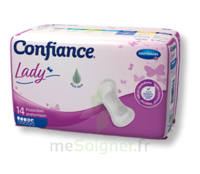 Confiance Lady Protection Anatomique Incontinence 4 Gouttes Sachet/14 à IS-SUR-TILLE