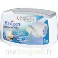 Micropore Sparadrap Microporeux 25mmx5m DÉvidoir à IS-SUR-TILLE