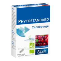 Pileje Phytostandard - Canneberge 20 Gélules Végétales à IS-SUR-TILLE