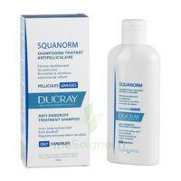 Ducray Squanorm Shampooing Pellicule Grasse 200ml à IS-SUR-TILLE