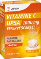 Vitamine C Upsa Effervescente 1000 Mg, Comprimé Effervescent à IS-SUR-TILLE
