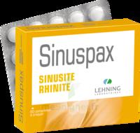Lehning Sinuspax Comprimés à Croquer 3plq/20 à IS-SUR-TILLE