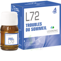 Lehning L72 Solution Buvable En Gouttes 1fl/30ml à IS-SUR-TILLE
