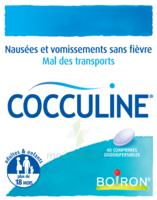 Boiron Cocculine Comprimés orodispersibles B/40 à IS-SUR-TILLE